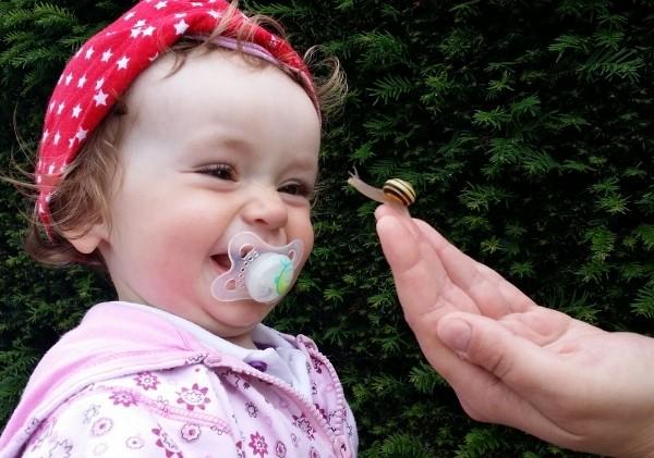 การใช้จุกนมหลอกช่วยหันเหหรือลดความสนใจจากสิ่งเร้าที่ทำให้ทารกกำลังอารมณ์เสีย